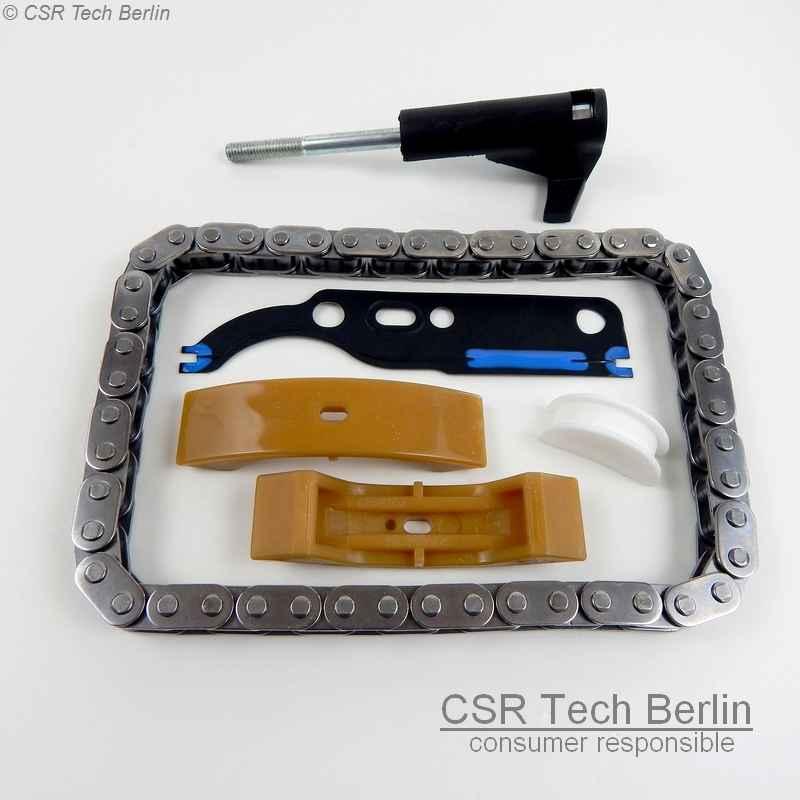 Gleitschienen Rep-Satz für Audi VW Skoda Seat Nockenwellenversteller 1.8/1.8t/2.4/2.7t/2.8/3.7/4.2 CSR Tech Berlin specializing in engine hydraulics