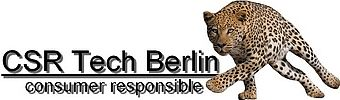 CSR Tech Berlin Logo