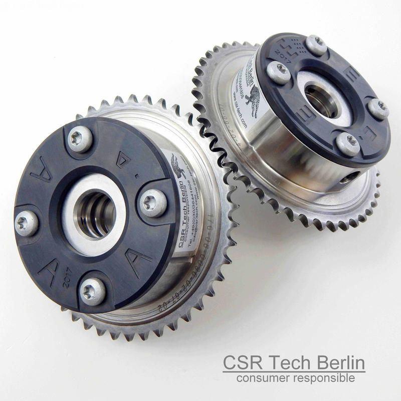 Nockenwellenversteller Mercedes M271 A2710500800 - A2710500900 - CSR Tech Berlin